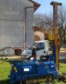 Drilling hydraulic crawler cmv