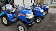 Used Mower Iseki 318