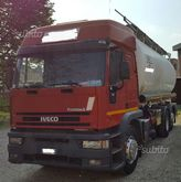 Iveco eurotech 420 hp