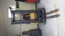 Forklift lifting cart