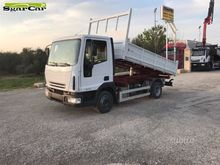 Used Iveco 80E18 tip