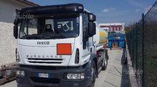 Eurocargo transport petroleum p