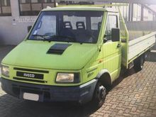 Iveco daily fixed body