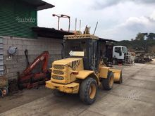 Used Wheel loader an