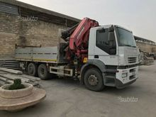 Used Iveco Truck cra