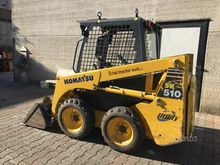 Used Skid Steer Koma