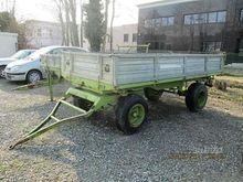 Used Farm trailer in