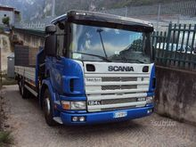 Used Truck with cran