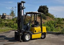 Used Forklift Yale G
