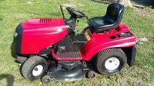 Tractor mower HOP 17