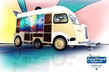 Autonegozio food truck vintage