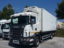 Scania 94 with refrigerator and