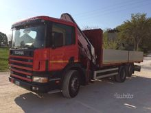 Used Scania Truck in