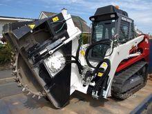 Excavator wheel simex t600