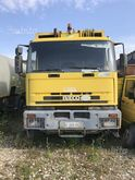 Iveco garbage truck