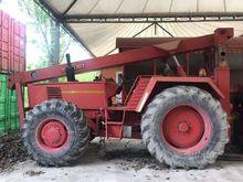 Steyer tractor