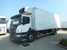 Used Scania p 270 eu