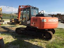 Used zaxis tracked e