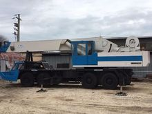 Continental 50 ton cranes
