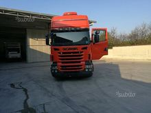 Used Scania R620 in