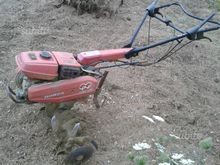 Used Tractor rotary