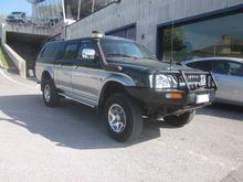 Mitsubishi L200 Pick-up Hard-To