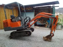 Excavator mini excavator PEL JO