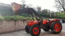 Tractor Same drago 100 used wit