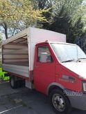 Iveco Turbo Daily 35-10 Curtain