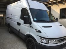 Van Iveco dailly 35 S 10 HPI