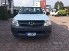 Used Toyota hilux 4x