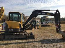 VOLVO ECR58 tracked excavator
