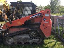 Skid crawler Euromach ETL 160.4