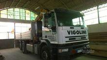 Fiat IVECO MAGIRUS TRUCK WITH C