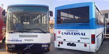 Bus Coach Volvo B10