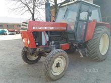Tractor Zetor 8011