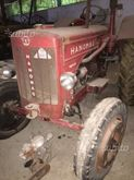 Used Tractor Hanomag