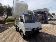 Piaggio porter tipper tub waste