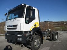 Used Iveco Trakker 4