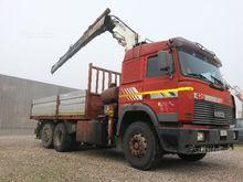 Iveco Truck crane bonfiglioli p