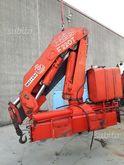 Crane trucks Fassi f 220 t