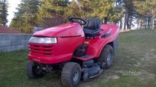Used mower Jonsered