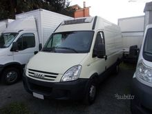 Iveco Daily 35S14 - insulated w