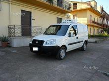 Fiat doblo 'refrigerated mono t
