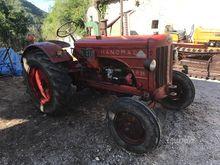 R35 Hanomag antique tractor wor