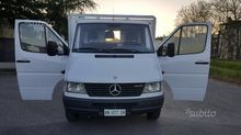 Mercedes Sprinter 412 2.8 Lorry