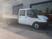 Ford Transit Double Cab Bed Boa