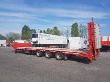 Semitrailer Bertoja 3 double ax