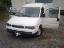 Fiat scudo jtd 2