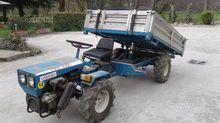 Nibbi 521 tractor
